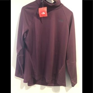 The North Face NWT pull over XL TXTRDTRK